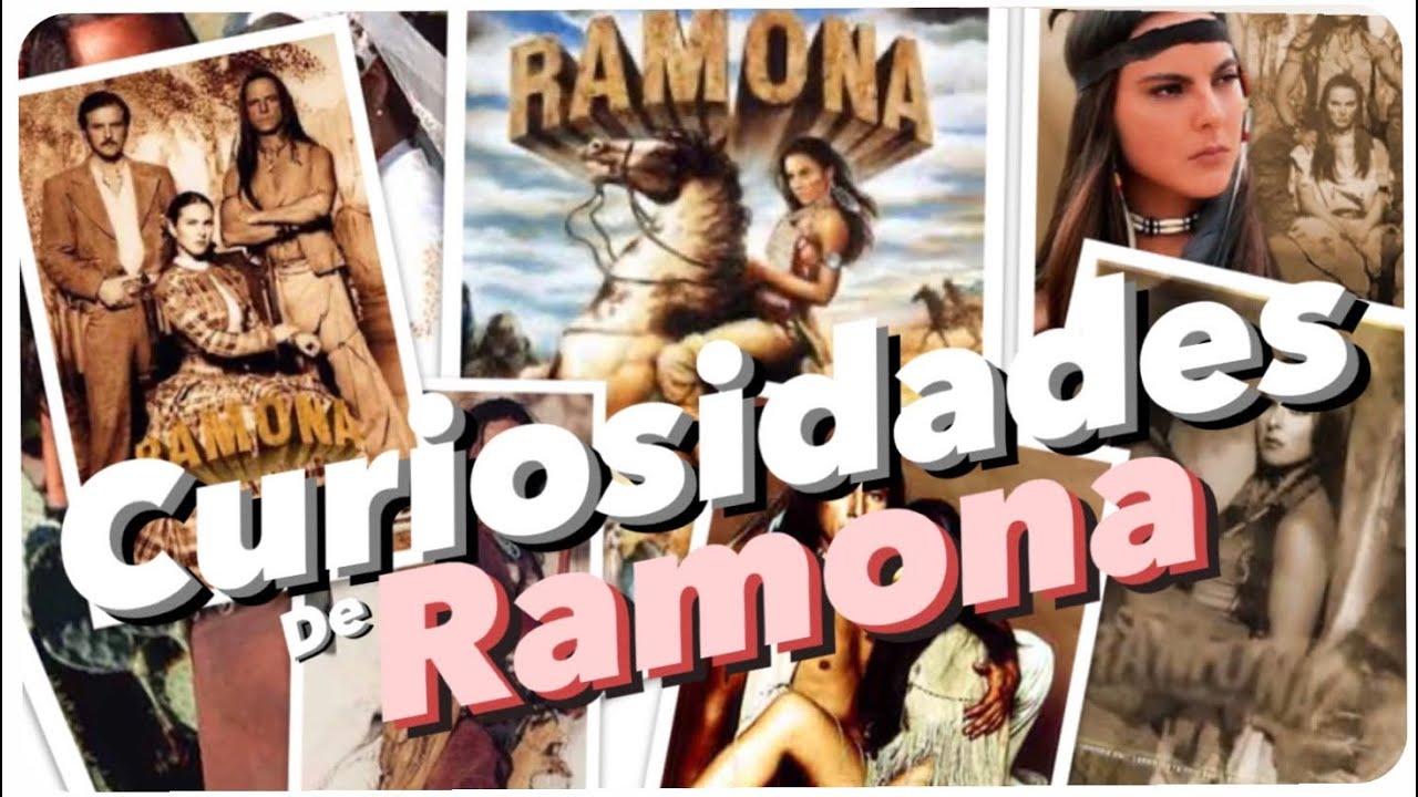 Download Curiosidades de novela RAMONA