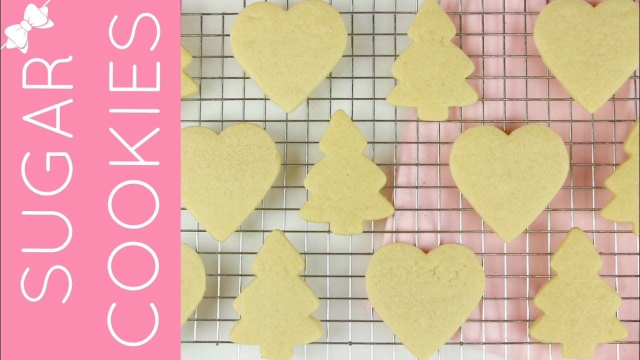 How To Make The Best Cut Out Sugar Cookies Easy Hard Drying Decorating Icing Lindsay Ann Bakes