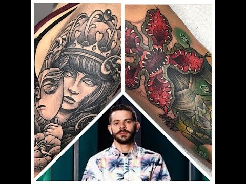 Ink Master Interview/Gian Karle