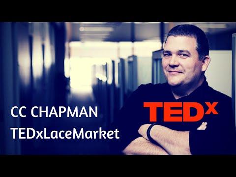 CC Chapman @ Nottingham Contemporary TEDxLacemarket #tedxlm