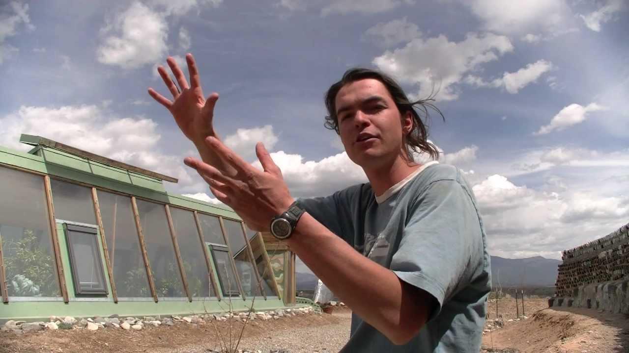 La meilleure maison cologique au monde youtube - Maison ecologique autonome ...
