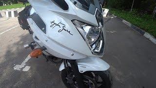 обзор владельца Yamaha xj6 Diversion 2011