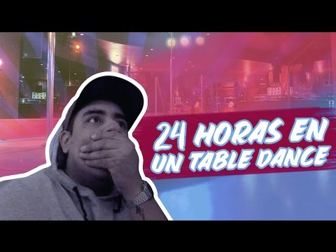 24 HORAS EN EL TABLE DANCE | GEISHAS | TERMINA MAL | GUATSI