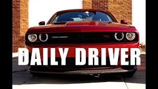 Can A Challenger R/T Scat Pack Be A Daily Driver?