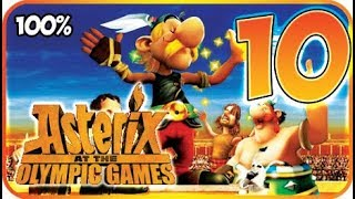 Asterix at the Olympic Games Walkthrough Part 10 (X360, Wii, PS2) 100% The Underground
