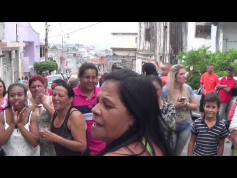 Loucura de amor Dia das Maes Vila Nhocune Zona Leste SP
