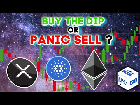 CRYPTO MARKETS BLEEDING! SELL Fast, or Buy The DIP!? Ethereum Still Bullish? Crypto News 2021