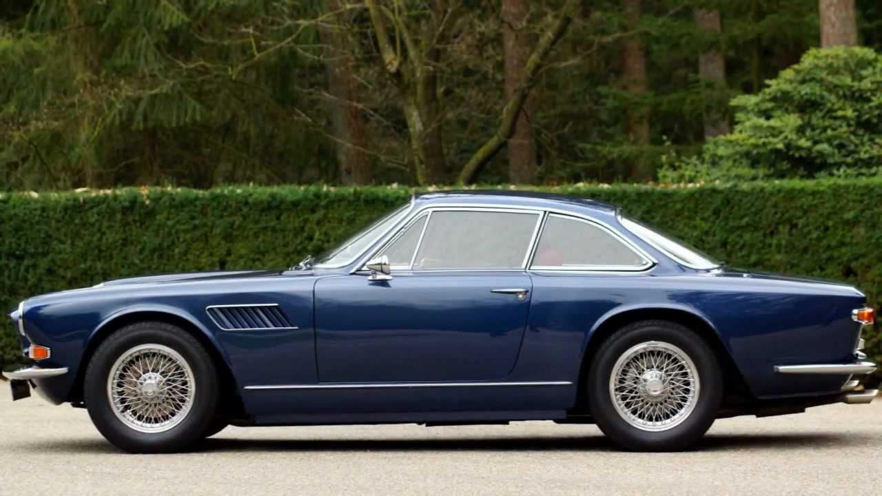 1965 Maserati Sebring 3500 GT I series 2 (HD photo video ...