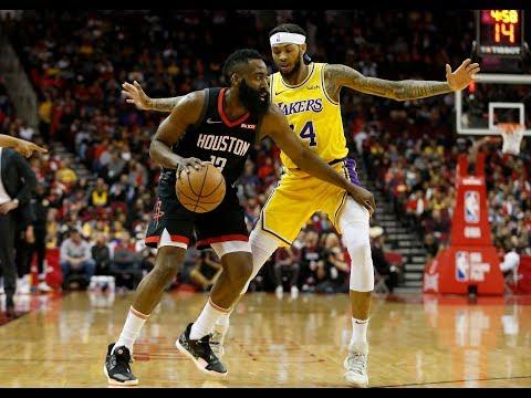 James Harden Drops 48, Eric Gordon Forces OT in Win vs. Lakers