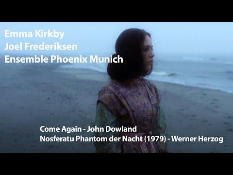 Ensemble Phoenix Munich with Emma Kirkby - Come Again / Nosferatu Phantom der Nacht (1979) - Herzog