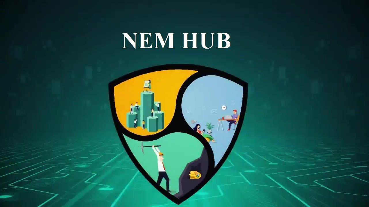 Социальный майнинг на NEMHUB / Social mining at NEMHUB