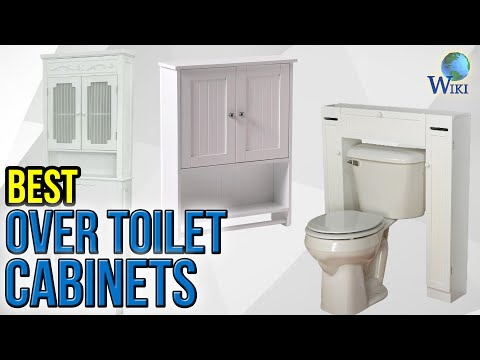 8 Best Over Toilet Cabinets 2017