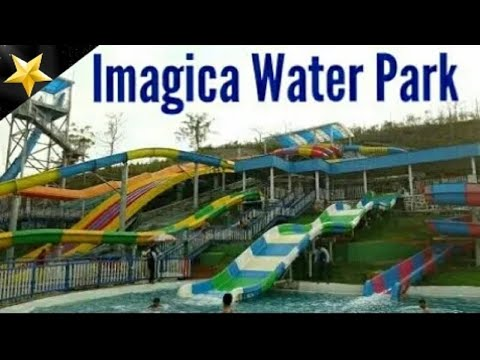 Aquamagica Water Park in Khopoli ( All View )