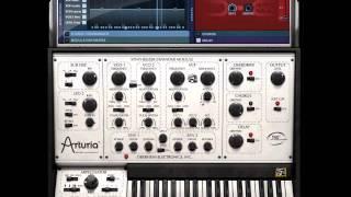 Arturia Oberheim SEM V Sound Demo 1