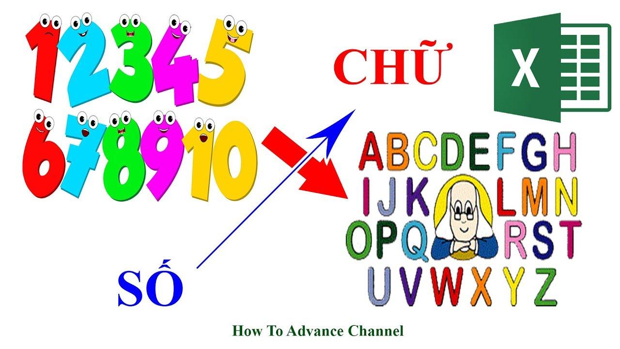 Cách Chuyển Số   Đọc Số Thành Chữ Trong Excel Và Các Tiện Ích Ưu Việt Khác