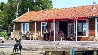 Video Huisje aan het water in Grou, Friesland download MP3, 3GP, MP4, WEBM, AVI, FLV Oktober 2018