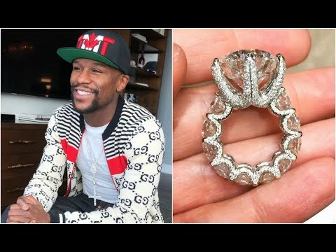 Floyd Mayweather Buys The Worlds Biggest Most Expensive Diamond