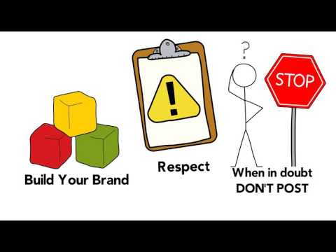 Part 2: Guidelines for social media use: being mindful of professional boundaries