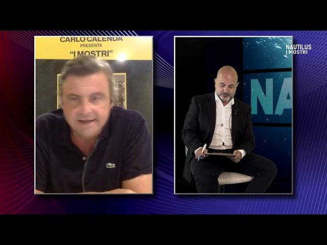 NAUTILUS - Intervista Carlo Calenda (Europarlamentare Azione)