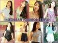 Korean Summer Fashion Style 2013~ Haul (Part 1)
