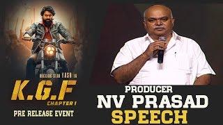 Producer NV Prasad Speech @ KGF Movie Pre Release Event