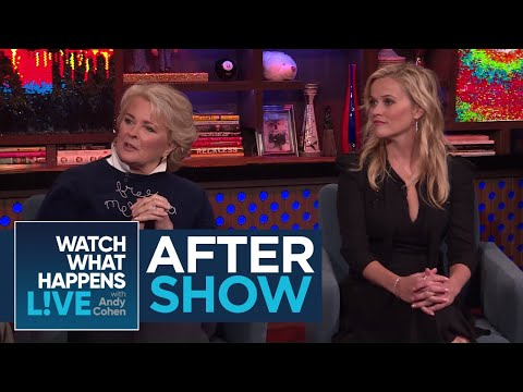 After Show: Candice Bergen And Reese Witherspoon's Instagram Accounts | WWHL
