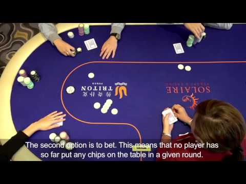 Paul Phua Poker School: Texas Holdem Betting In Poker
