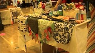 Craft Fair Set-up Time Lapse