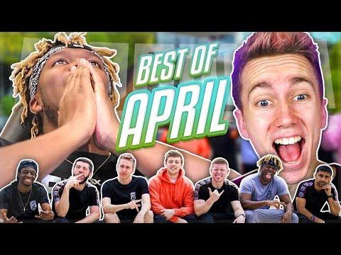 SIDEMEN BEST OF APRIL 2019