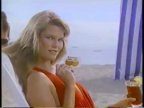 Christie Brinkley Commercial >> Christie Brinkley 1982 Mastercard Commercial Youtube