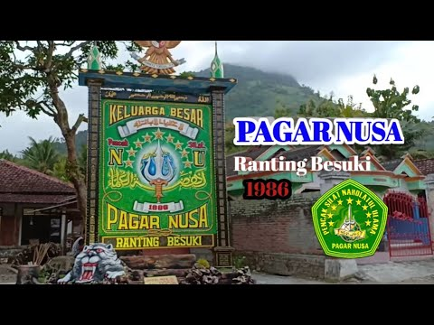Pembangunan Tugu Pagar Nusa Ranting Besuki Part 2