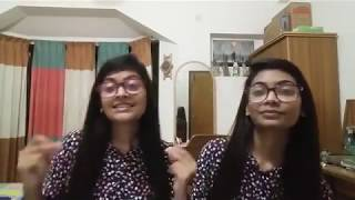 Bangla new funny song video || silly genius || two sisters best 50 songs