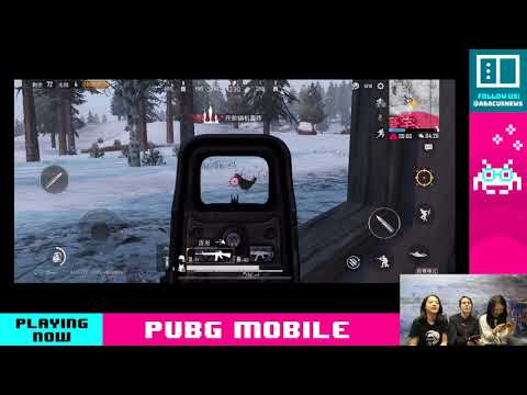 PUBG Mobile's Winter Mode Adds Survival Challenges