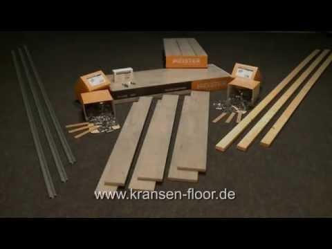 Meister sp 300 3d systempaneele kransen youtube - Meister wandpaneele ...