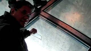 Going nuts over the Glass Floor at Toronto