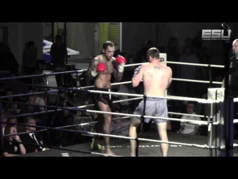 IMF British Title  Davie McMahon vs Stuart Graham  ESU10  051013