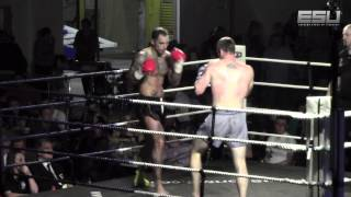 IMF British Title - Davie McMahon vs Stuart Graham - ESU10 - 05/10/13