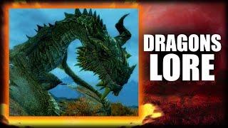 Skyrim - 5 Dragon Facts - Elder Scrolls Lore