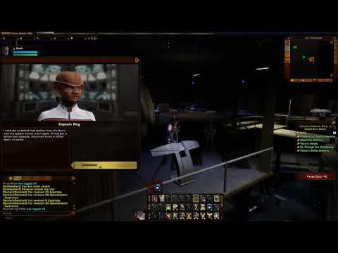 Star Trek Online storm clouds gather Elite difficulty