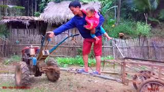 Máy Cày (p1) - Bàn Văn Kiên Official