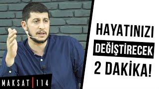2 Dakikada Hayatınız Değişecek ! ( Motivasyon Videosu ) - Serkan Aktaş