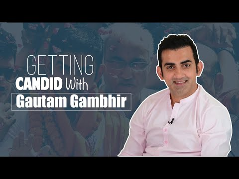 GAUTAM GAMBHIR I 'Joined politics to go beyond sharing opinions on Twitter'