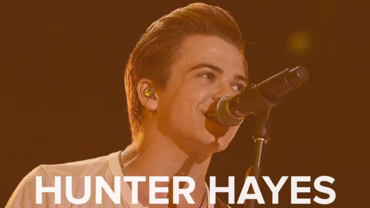 where is hunter hayes today