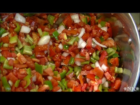 Making and Canning Homemade Ro Tel Noreen's Kitchen
