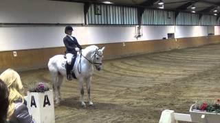 Petit Marc Aurel - FEI Pony test Nov 2015