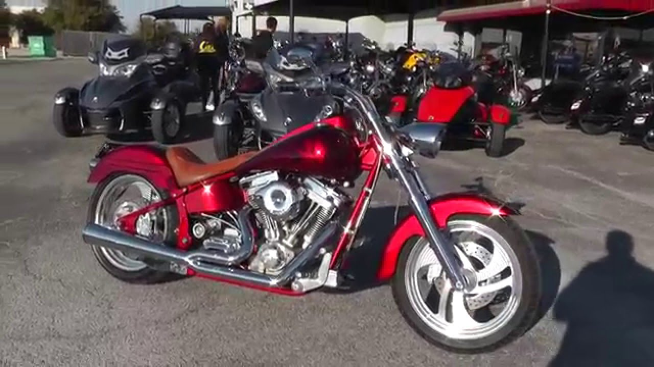383017 - 2002 American Ironhorse Classic - Used Motorcycle For Sale