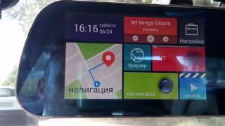 видео 2 в 1 – регистратор движения и GPS-навигация. Обзор самых популярных моделей