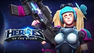 ♥ Heroes of the Storm (Gameplay) - Nova, It