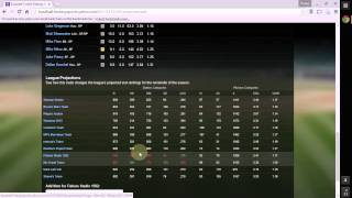 Yahoo Fantasy Baseball Tutorial - Trade