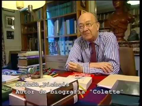 Colette, uma das mais populares escritoras francesas